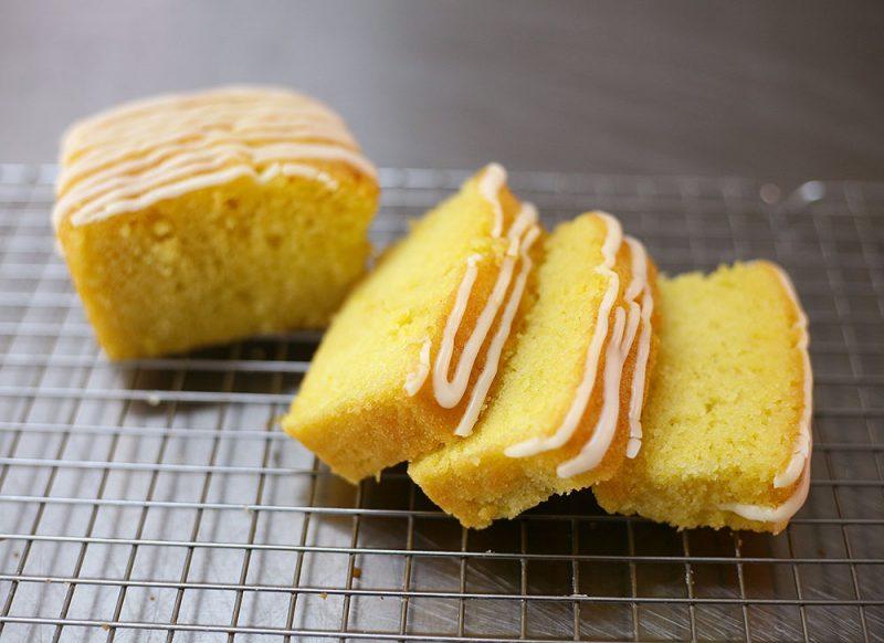 Lemon Drizzle Loaf