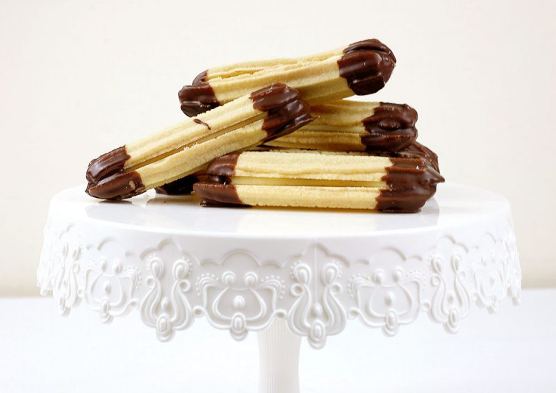 Viennese Fingers